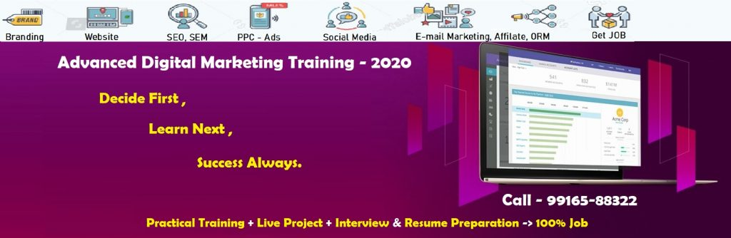 Digital Marketing Training in Electronic City