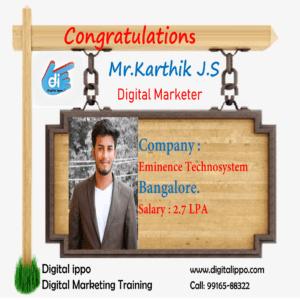 Best Digital Marketing Training in Bangalore