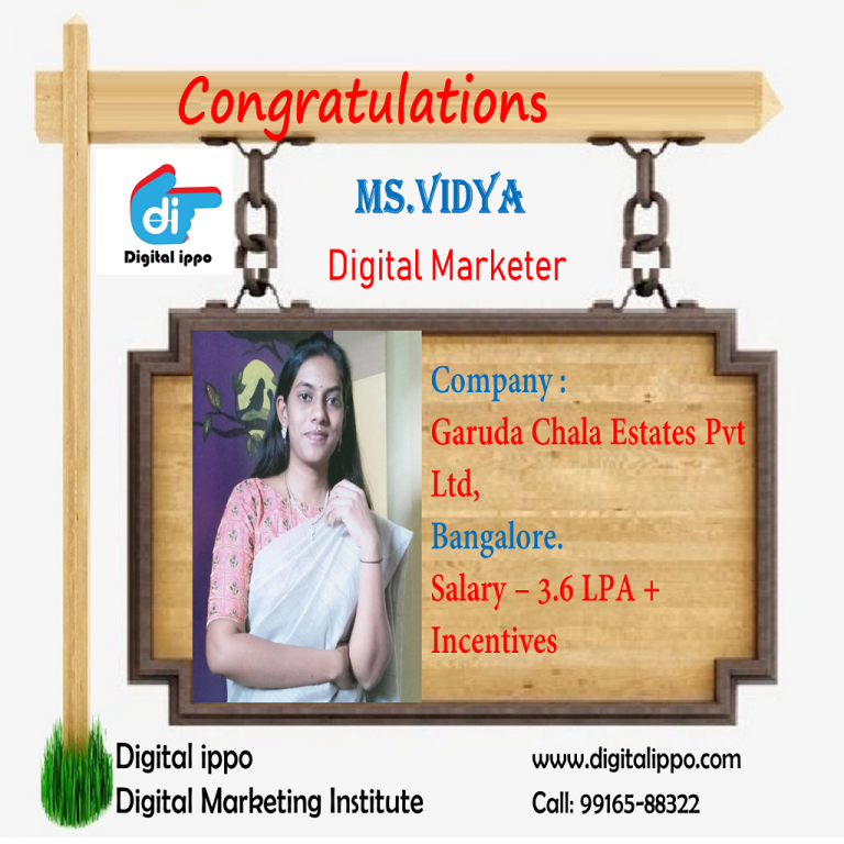 Digital Marketing Courses in Bangalore
